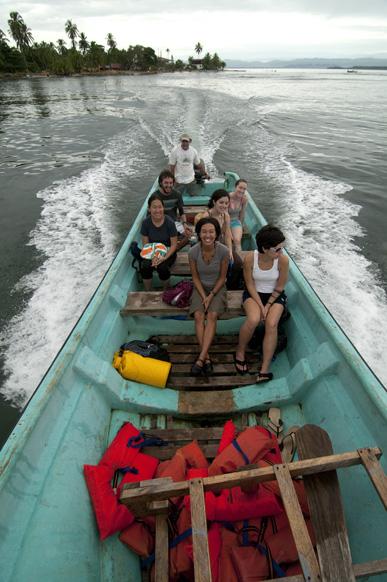 Bird Island trip