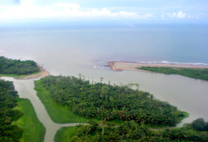 Changuinola River estuary.web